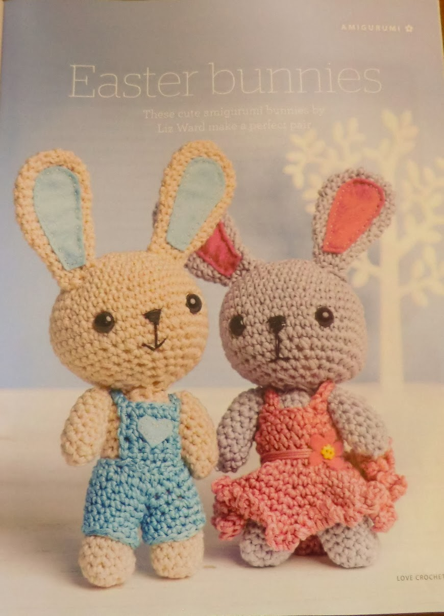 Amigurumi Made Easy Magazine : Amigurumi Barmy: 2014 year end review part one