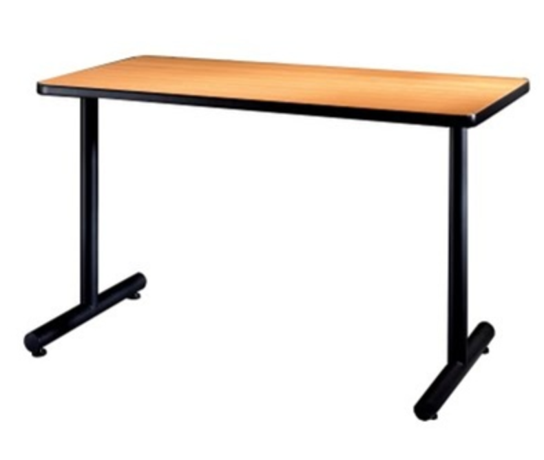 Mayline T Mate Table