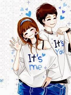 Kumpulan Gambar Kartun Korea Romantis