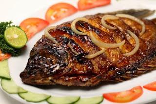 Resep Cara Membuat Ikan Bakar Lezat