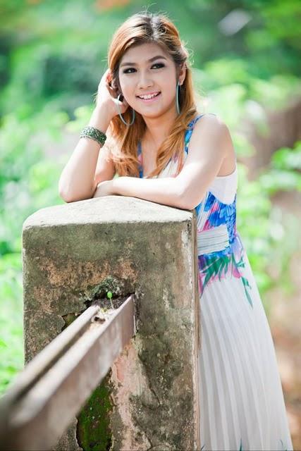 Maw Phoo Maung, myanmar model