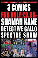 3 COMICS FOR ONLY £9.99P!