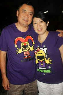 Daddy & Mummy :D