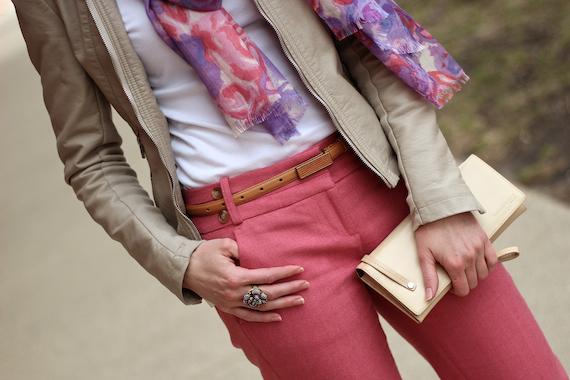 Pink & Lavender, Cream | StyleSidebar