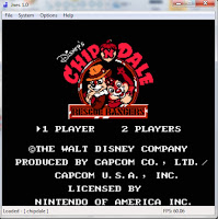 Game Chip and Dale