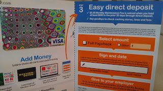 Visa prepaid cards from CARD.com