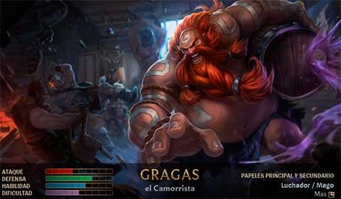 LOL-Gragas