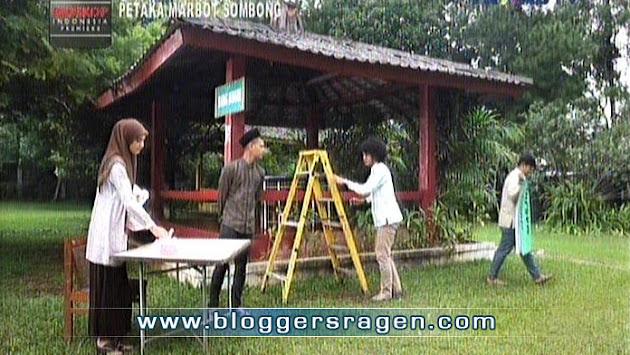 Pemain Petaka Marbot Sombong