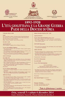 1892-1920 l'età giolittiana ...