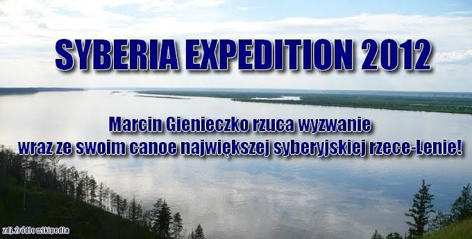 SYBERIA EXPEDITION 2012