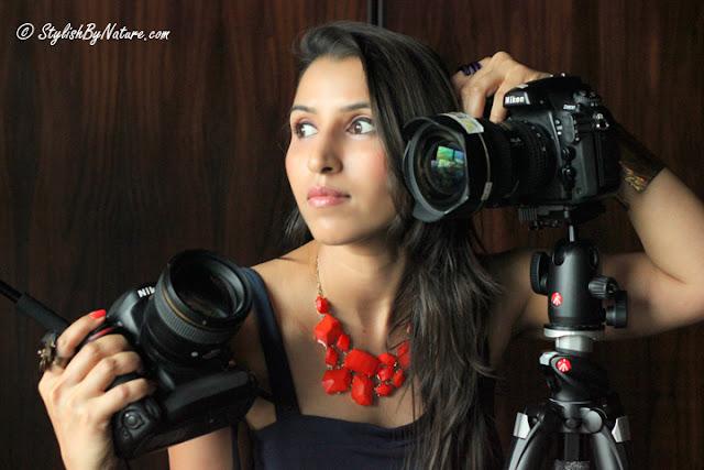 Nikon technology D-SLR