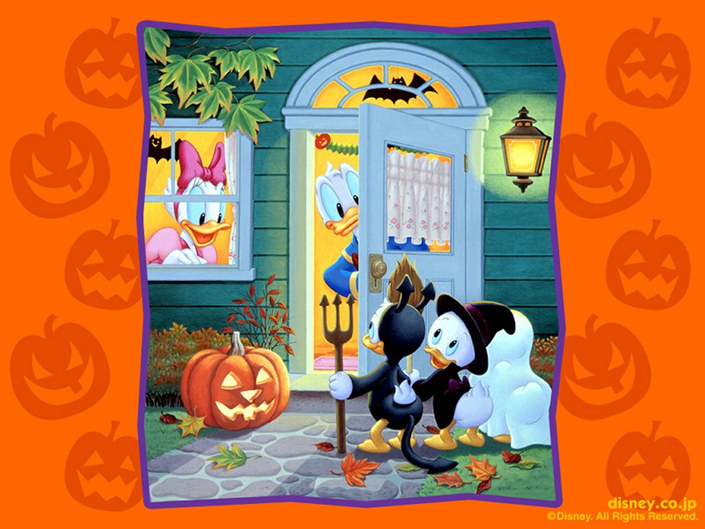Free desktop wallpaper disney halloween wallpaper page 2 - Disney halloween images ...