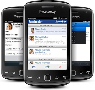 BlackBerry Terbaru BlackBerry Curve 9380