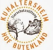 Das Kuh - Altersheim!