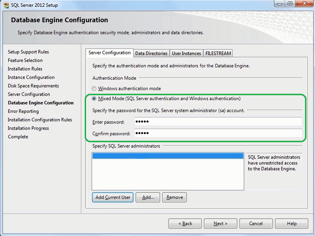 How to Install SQL Server 2012 Express     8
