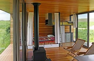 Casas ecologicas casas ecologicas prefabricadas que conectan con la naturaleza - Viviendas ecologicas prefabricadas ...