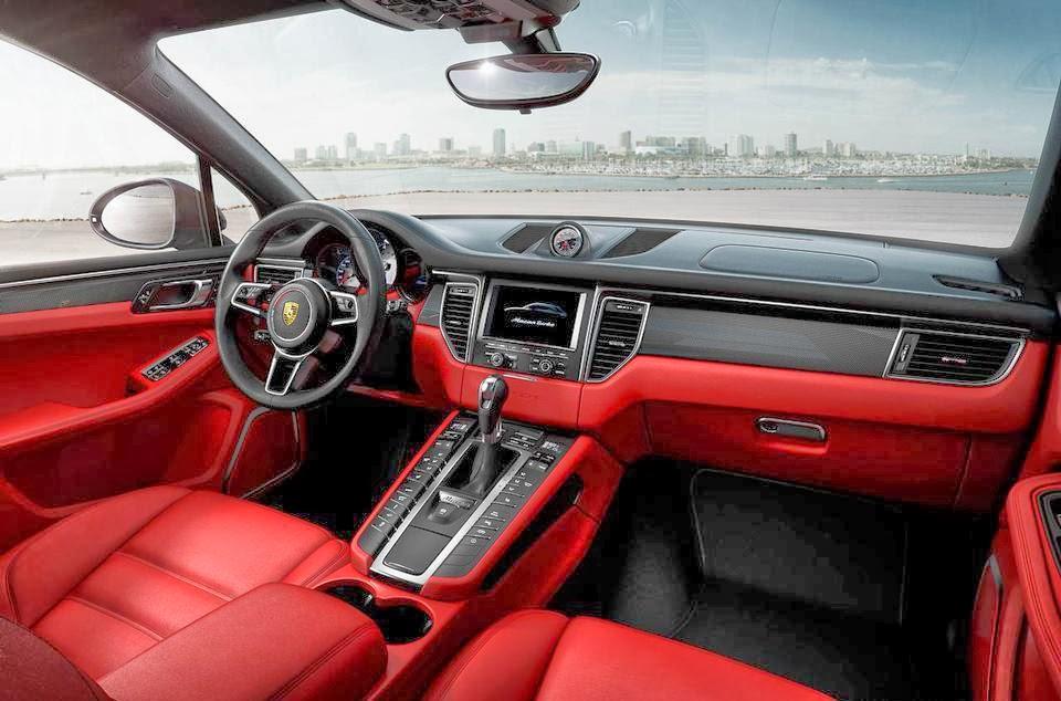 Snob Notes Porsche Macan