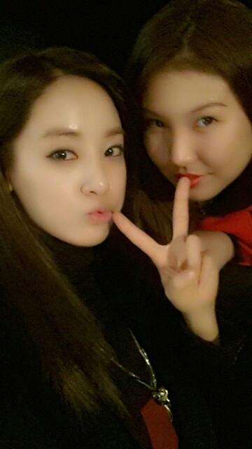 Jooyeon & Bekah After School 2