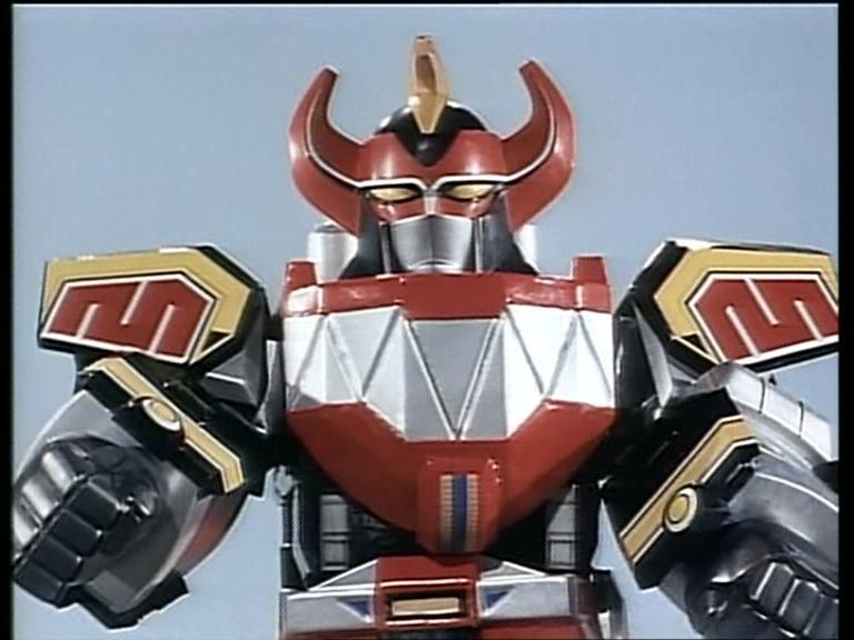 original power rangers robot