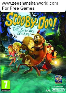 Scooby Doo And Spooky Swamp Game Pc Free Download Free Full Version