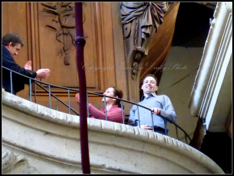 Orgue Organ Samuel Kummer Versailles