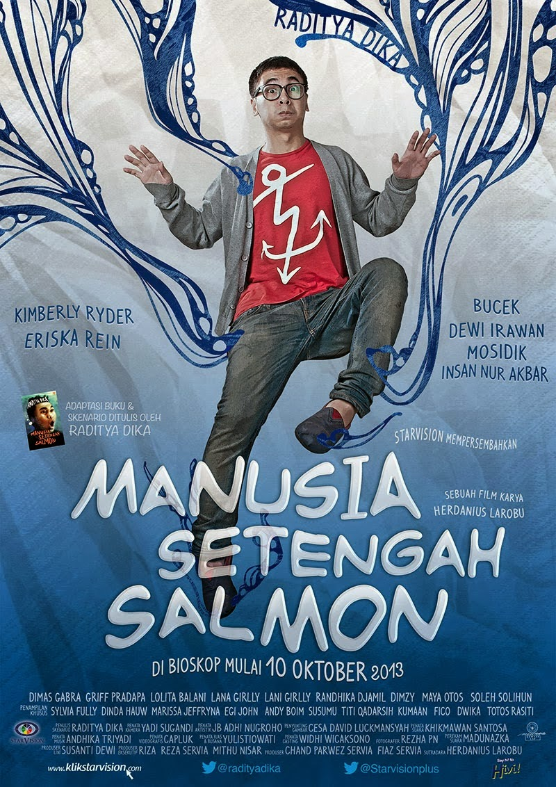 Manusia Setengah Salmon (2013) DVDRip Full Movies