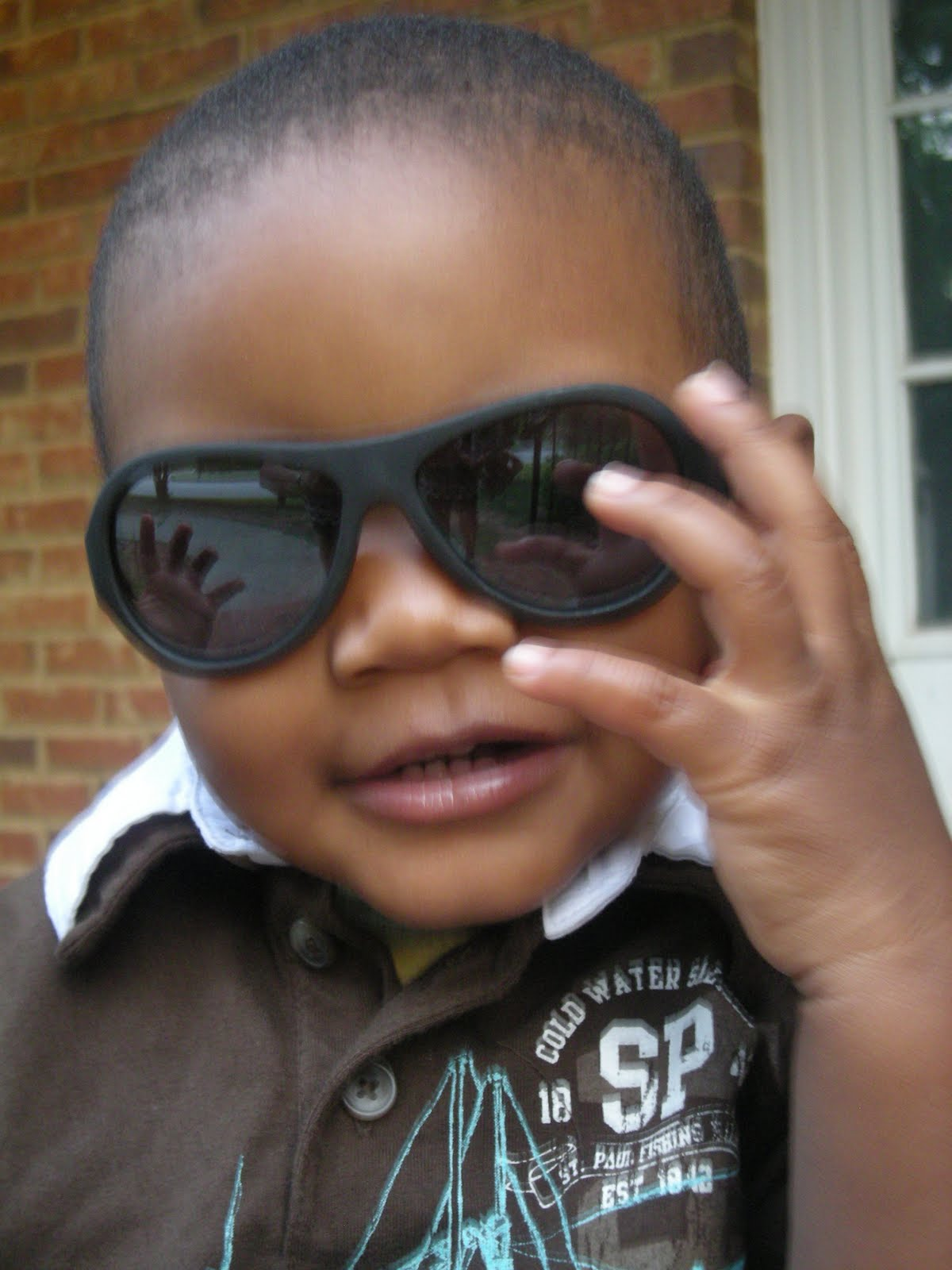 Sojourner Marable Grimmett New Babiators Sunglasses True Blue Classic Ages 3 7 About