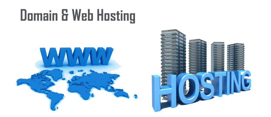 perbedaan antara web hosting dengan domain
