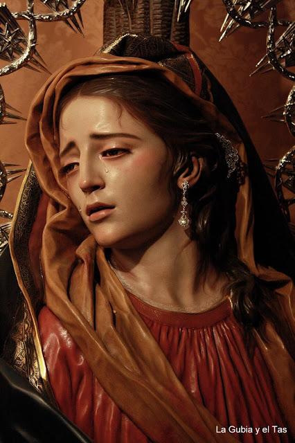 L`ESPAGNE – MOEURS ET PAYSAGES - avec les traditions catholiques de ce pays Madera+Cieza+Dolorosa+080-1