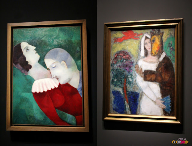 Chagall - Musée du Luxembourg