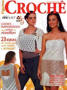 Revista Figurino Croche № 46 2010