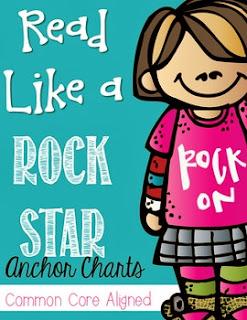 http://www.teacherspayteachers.com/Product/Read-Like-a-Rock-Star-Anchor-Charts-999132