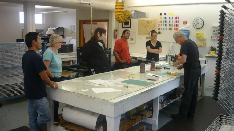 CROW'S SHADOW Printmaking Studio