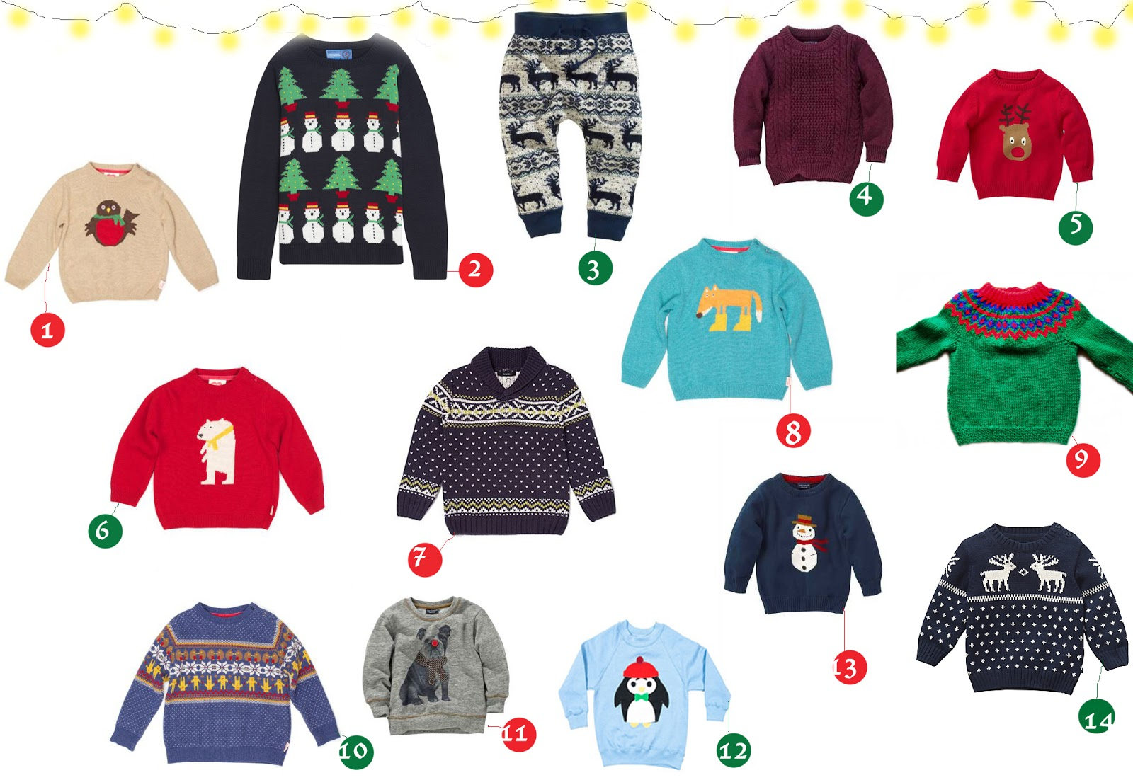 Abigail and the Future: twelve days of Christmas jumpers...plus a ...