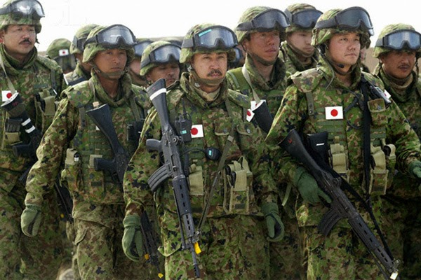 Japanese armed forces