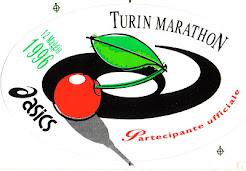 MARATÓN DE TURIN 1996