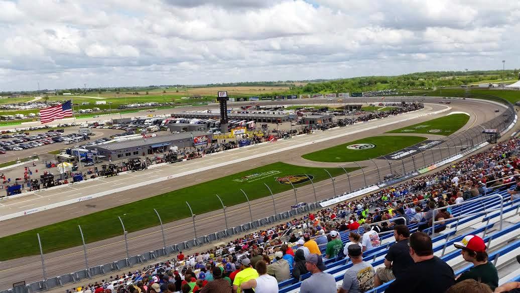 Speed Talk on 1360: Buescher Wins 3M 250 at Iowa Speedway