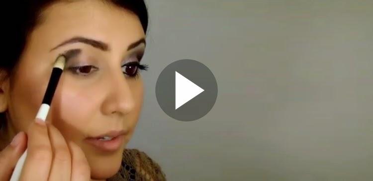Pakistani Engagement Nikkah Party Makeup Look - B U0026 G Fashion