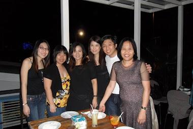 Bangkok Annual Dinner 2009