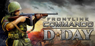 frontline commando d-day apk mod offline money