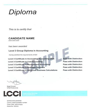lcci exams London chamber of commerce and industry is the capital's largest independent networking and business support organisation  lcci has enabled me to meet companies .
