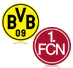 Borussia Dortmund - FC Nürnberg
