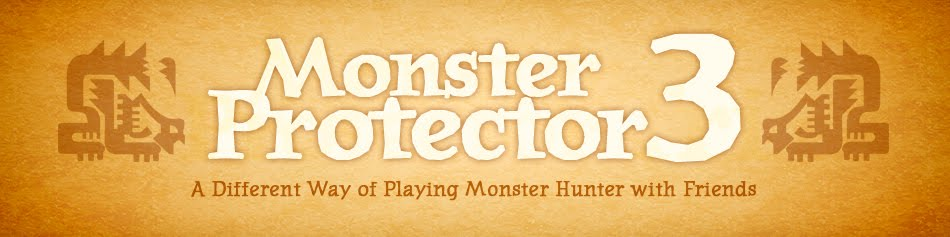 Monster Protector Tri - Official Rules