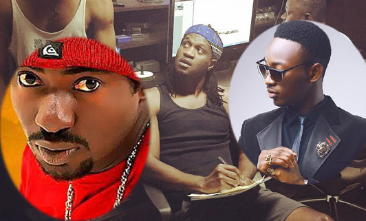 Paul Okoye Of P-square Comes For Dammy Krane And Blackface (Screenhsot)