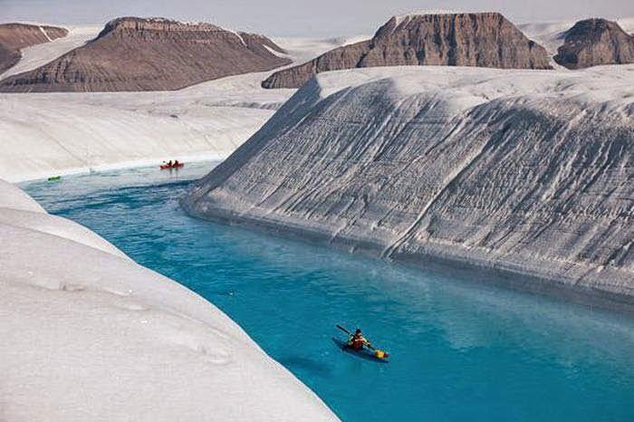 Petermann Glacier (Groenlandia)