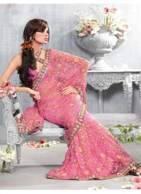 Saree For party 2012