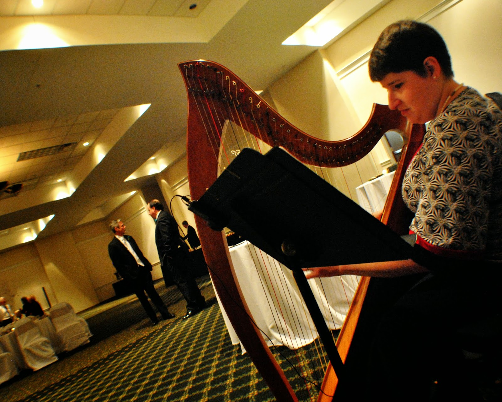 Rachel Payne - Wedding Harpist - Chattanooga, TN