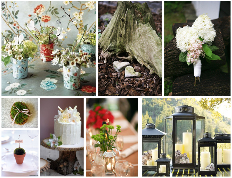 Best wedding decorations vintage for