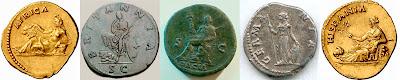 Hadrian's coins