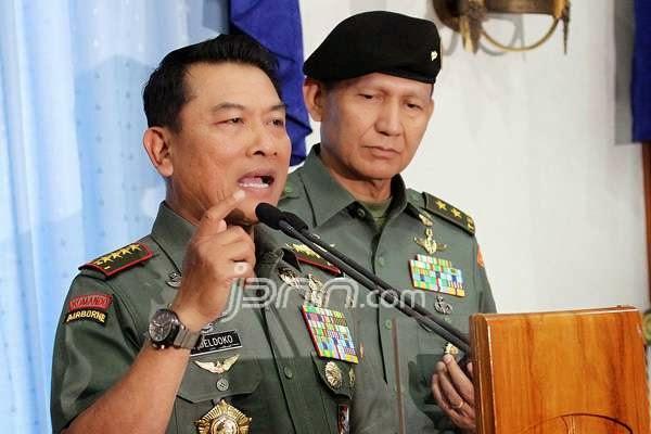 Panglima TNI : Jangan Takut Berbuat Baik Walau Dicaci Maki